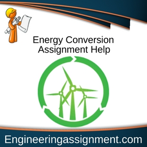 Energy Conversion Assignment Help