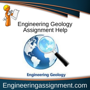 Engineering Geology Assignment Help