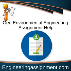 Geo Environmental Engineering Assignment Help