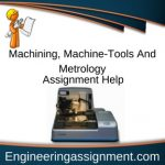 Machining, Machine-Tools And Metrology