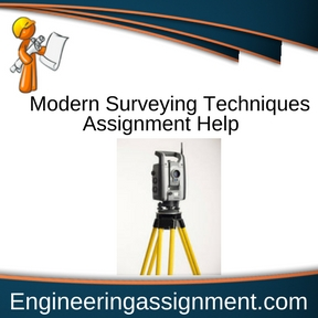 Modern Surveying Techniques Assignment Help