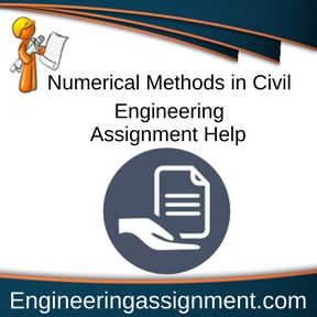Numerical Methods in Civil Engineering Assignment Help
