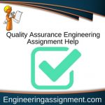 Quality Assurance Engineering