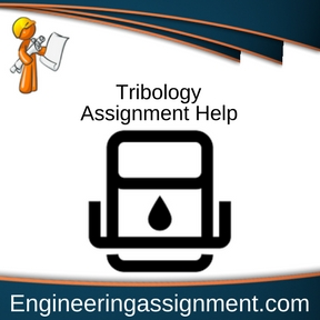 Tribology Assignment Help