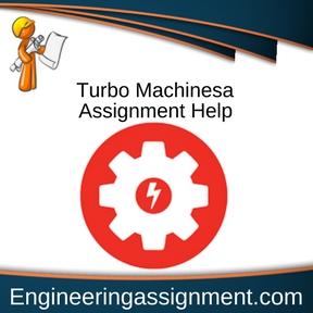 Turbo Machinesa Assignment Help