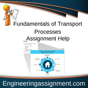 Fundamentals of Transport Processes Assignment Help