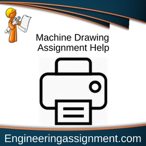 Machine Drawing Assignment Help