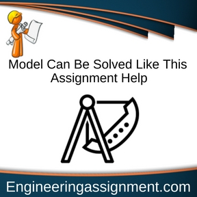 Model Can Be Solved Like This Assignment Help