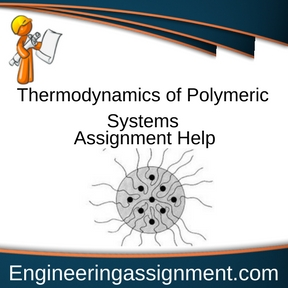Thermodynamics of Polymeric Systems Assignment Help