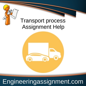 Transport process Assignment Help