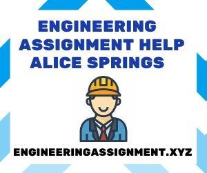 Engineering Assignment Help Alice Springs