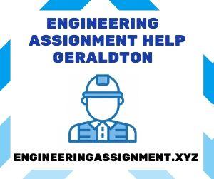 Engineering Assignment Help Geraldton