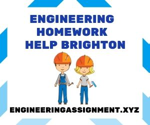 Engineering Homework Help Brighton