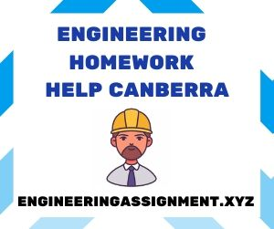 Engineering Homework Help Canberra