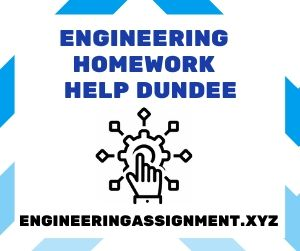 Engineering Homework Help Dundee
