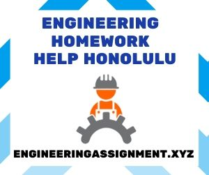 Engineering Homework Help Honolulu