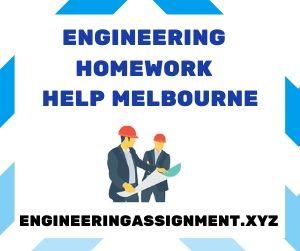 Engineering Homework Help Melbourne