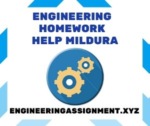 Engineering Homework Help Mildura