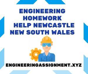 Engineering Homework Help Newcastle New South Wales