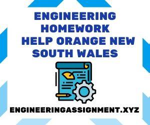 Engineering Homework Help Orange New South Wales