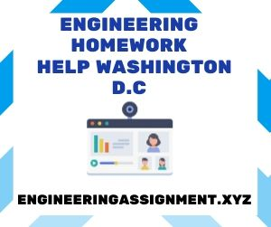 Engineering Homework Help Washington D.C