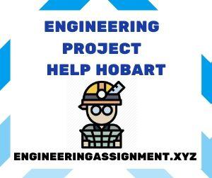 Engineering Project Help Hobart