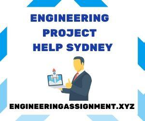 Engineering Project Help Sydney
