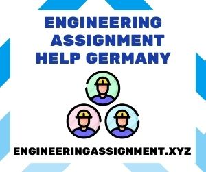 Engineering Assignment Help Germany