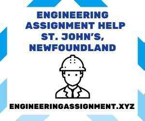 Engineering Assignment Help St. John's, Newfoundland