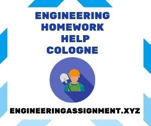 Engineering Homework Help Cologne