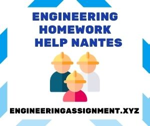 Engineering Homework Help Nantes