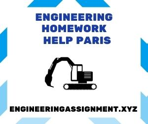 Engineering Homework Help Paris