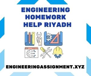 Engineering Homework Help Riyadh