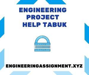 Engineering Project Help Tabuk